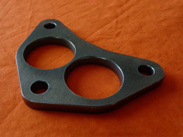 Stromberg 3-Bolt Carburetor Flange