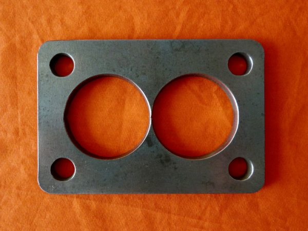 Rochester 2 Barrel Carburetor Flange