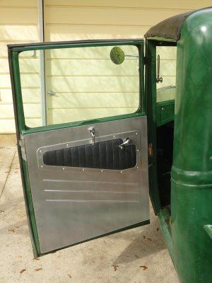 Ford Model A - Door Panel