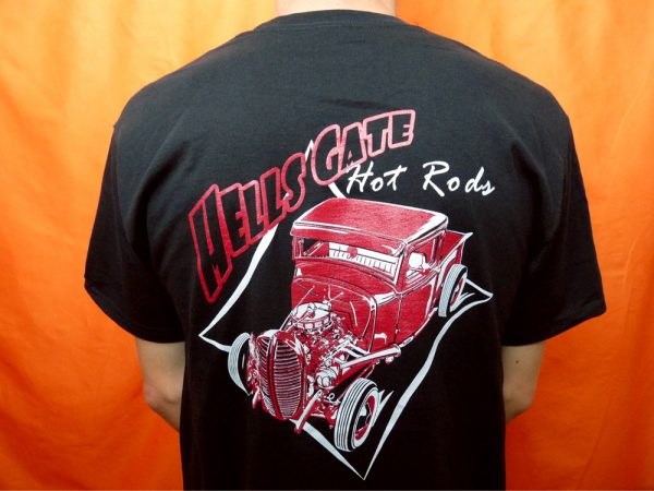 Men's HGHR T-shirt - Ford Hot Rod Truck