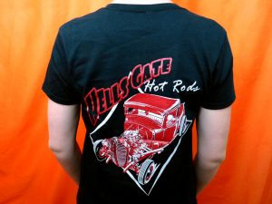 Women's HGHR T-shirt - Ford Hot Rod Truck