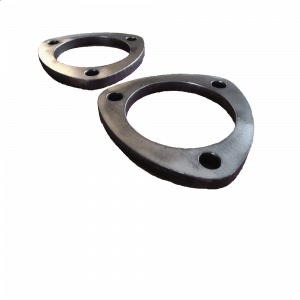 3-Bolt Collector Flanges